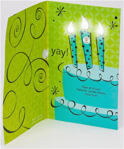photo ready set blow card from american greetings