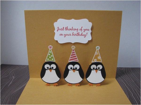 How To Make A Perfect Birthday Card 37 Homemade Birthday Card Ideas