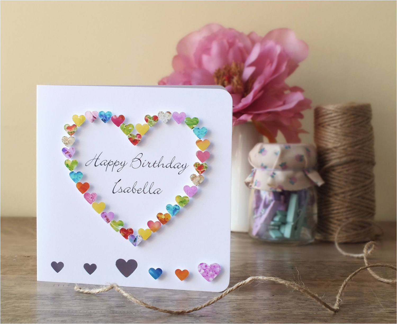 handmade card design