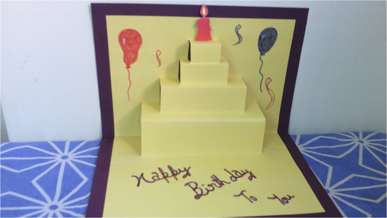 birthday cards for friends youtube