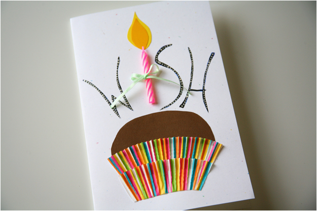 easy diy birthday cards ideas and designs