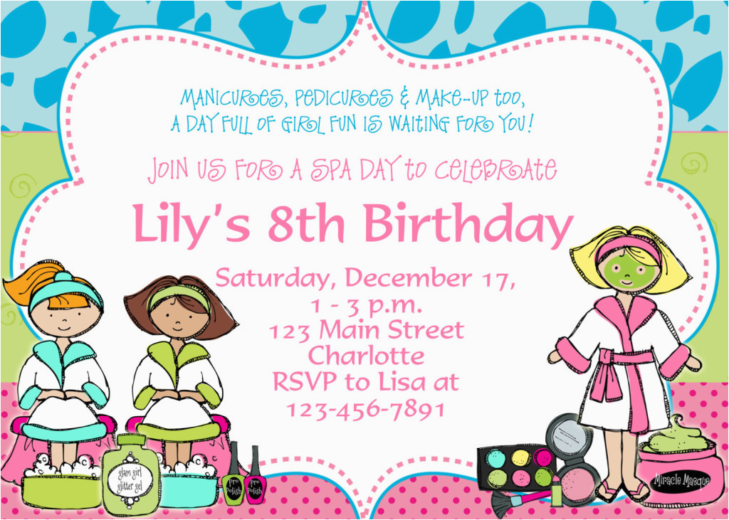 How To Print Birthday Invitations At Home Party Invitation Template Bagvania Free
