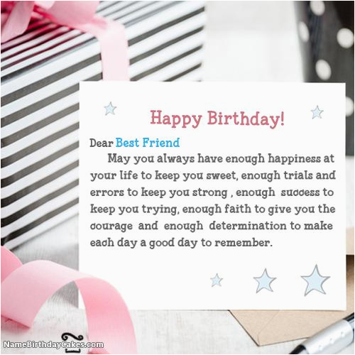 How To Write A Birthday Card For Friend Ecards 3 Download Share