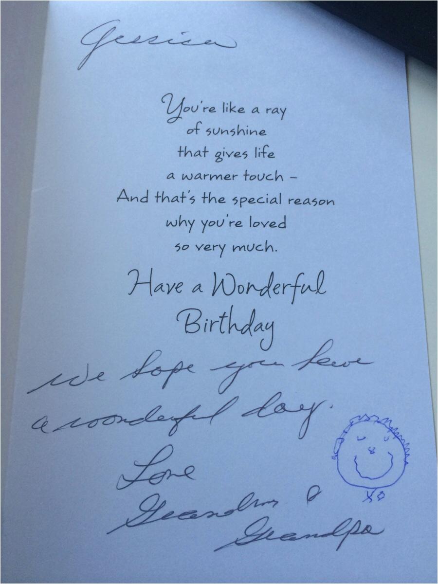 How to Write A Good Birthday Card How to Write A Birthday Card Card Design Ideas