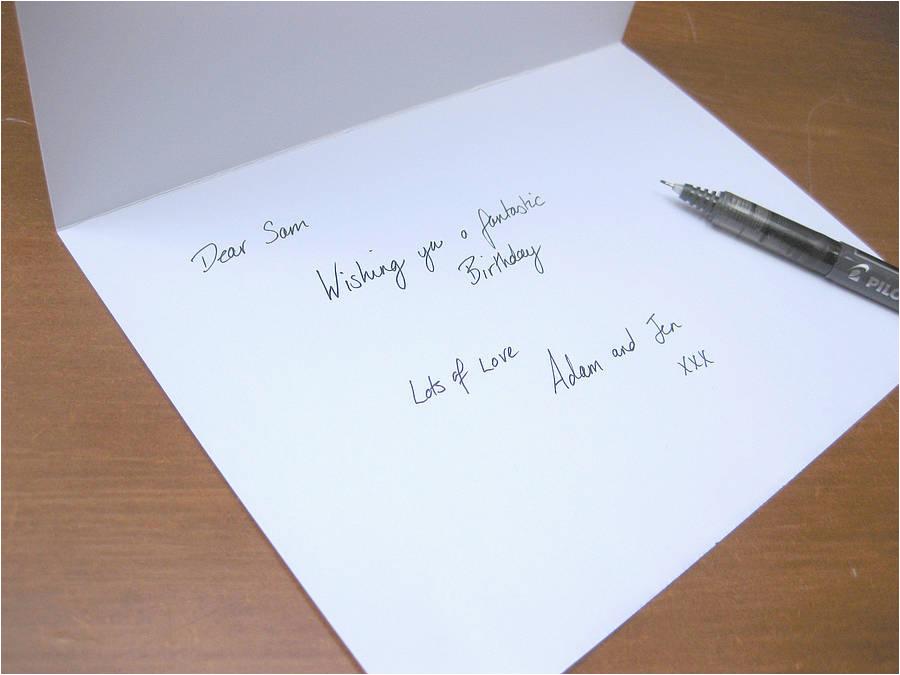 How to Write A Good Birthday Card Rainbow Zebra Greeting Card by Rolfe Wills