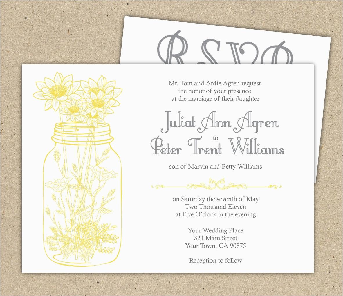 birthday invitations rsvp