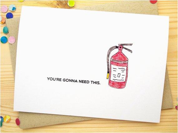 funny birthday card for him birthday
