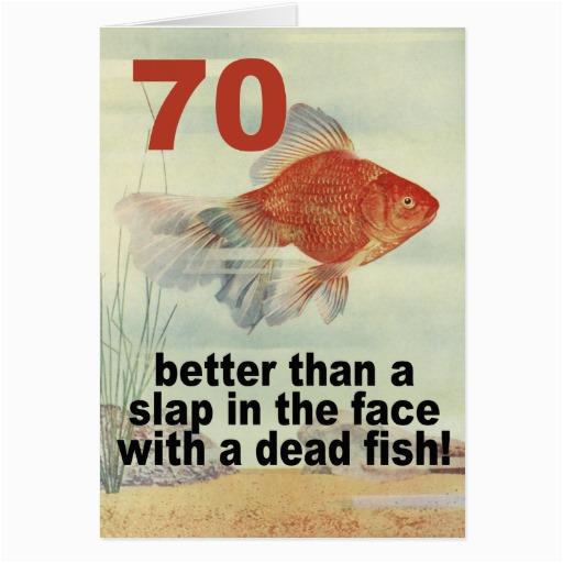 funny 70th birthday card 137781877246110421
