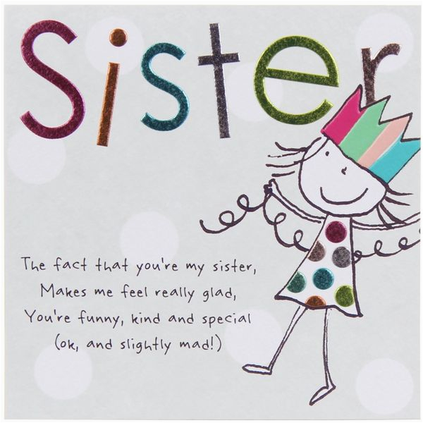Humorous Birthday Cards for Sister Birthday Memes for Sister Funny Images with Quotes and
