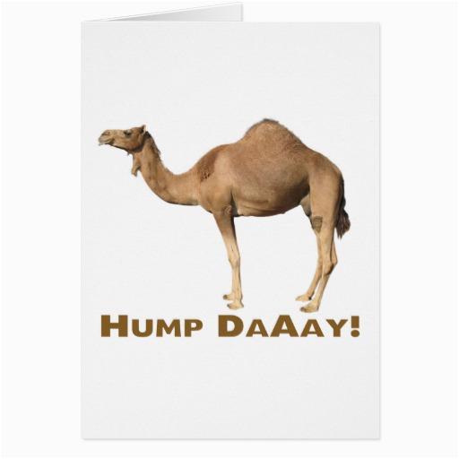 hump day greeting card zazzle
