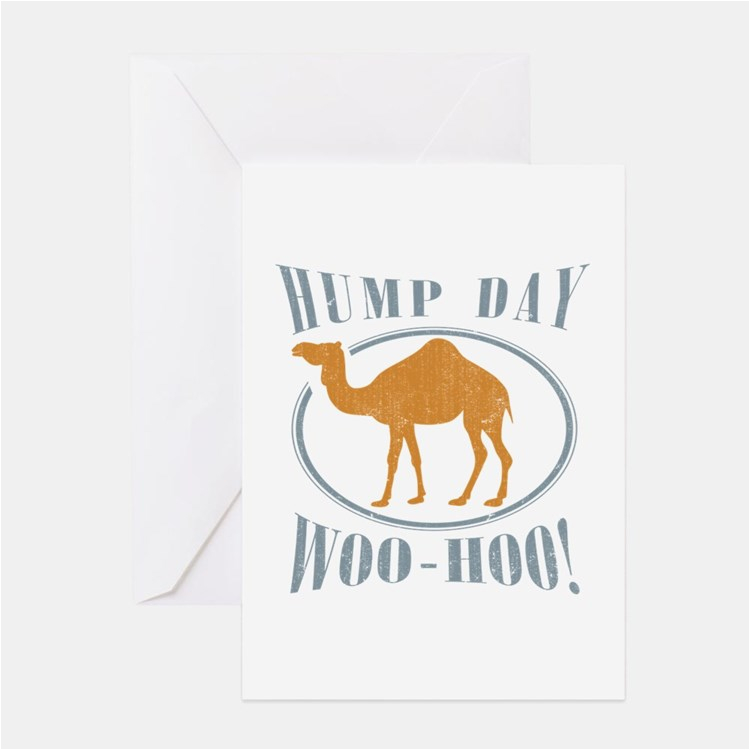 hump day stationery cards invitations greeting cards