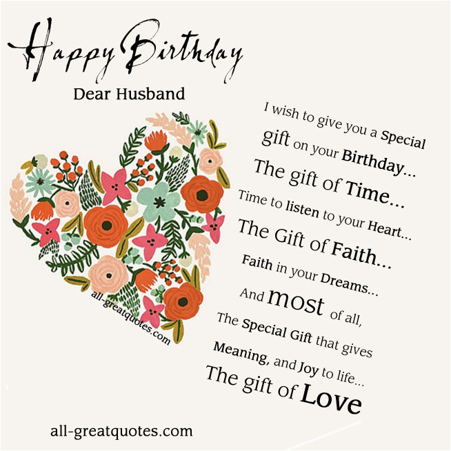 Husband Birthday Cards Sayings Happy Birthday Husband Funny Quotes