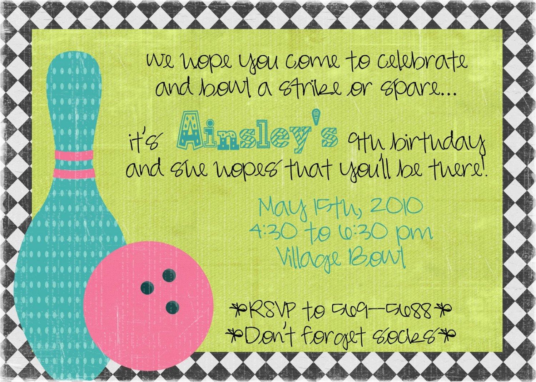 birthday invitation card ideas