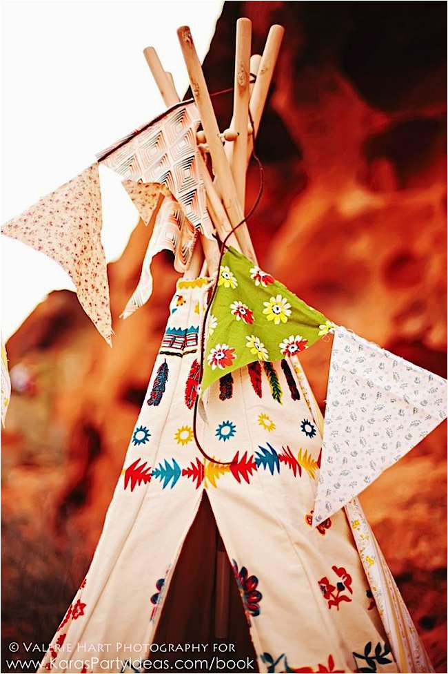 pow wow party karas party ideas book