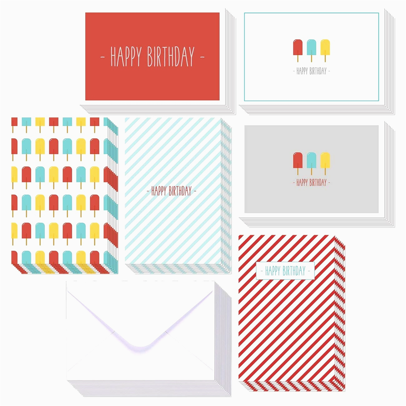 50 elegant birthday cards in bulk withlovetyra com