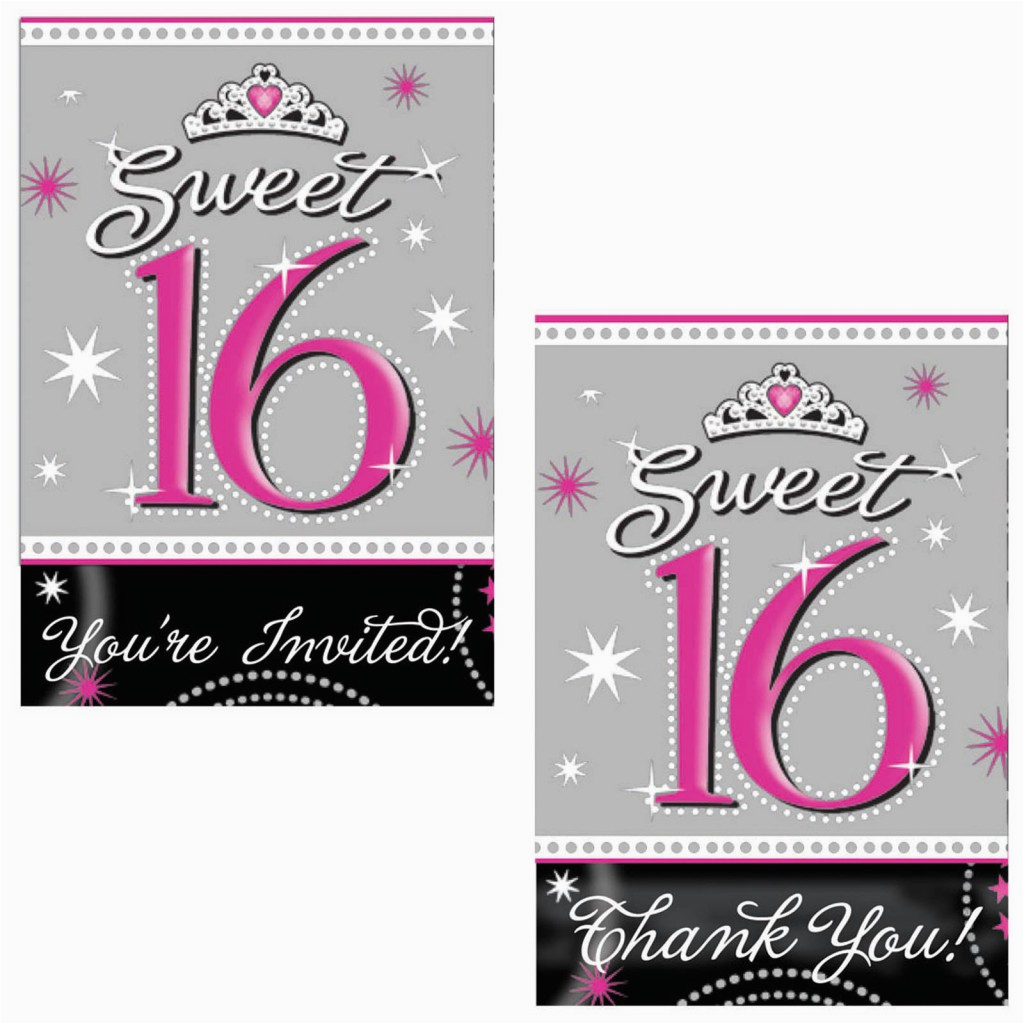 Invitation Cards for Sweet 16 Birthday How to Create Sweet 16 Party Invitations Egreeting Ecards