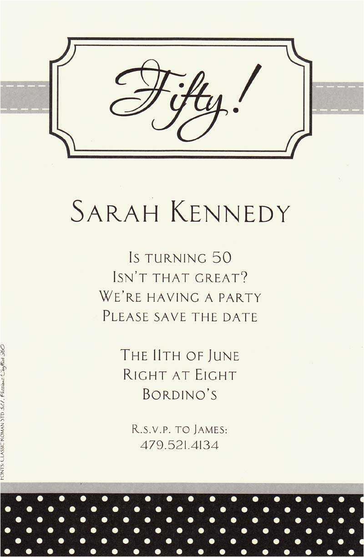 Invitation to Birthday Party Text Birthday Invitation Wording Ideas