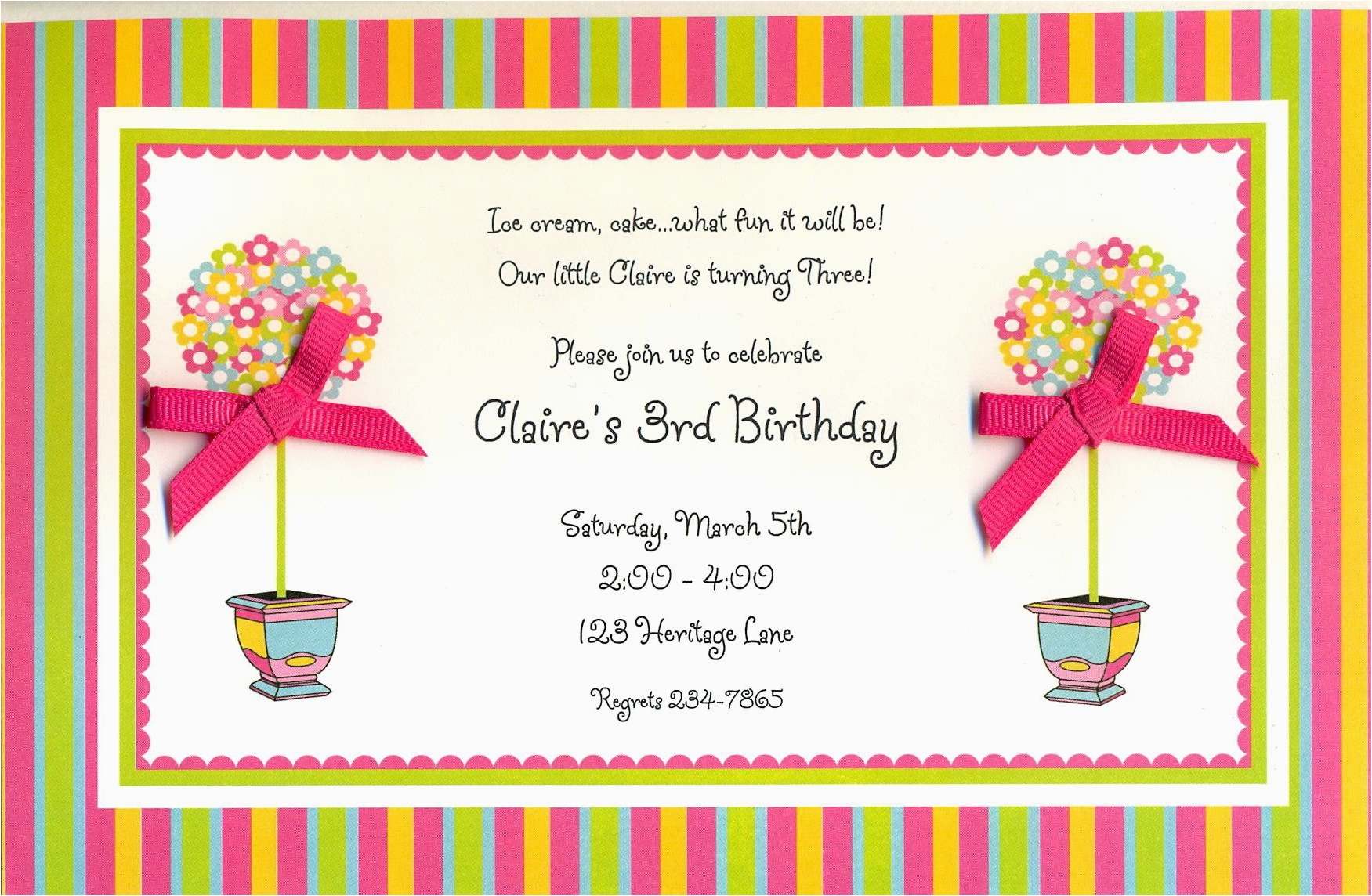 Invite To Birthday Party Wording Birthdaybuzz