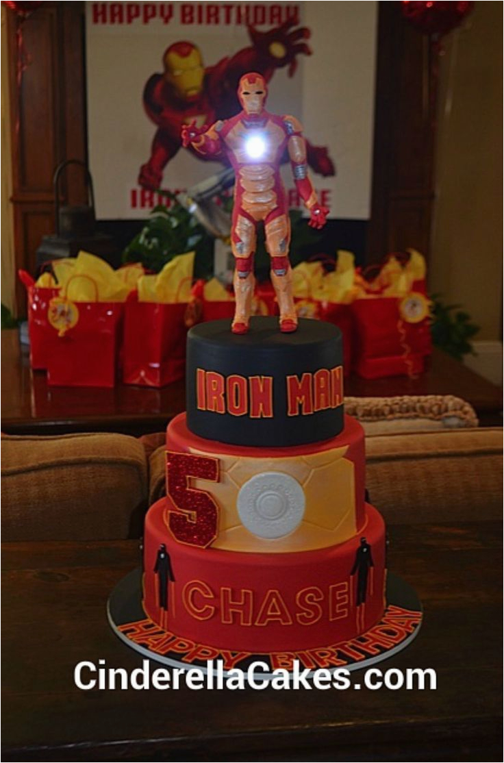 Iron Man Birthday Decorations 77 Best Images About Ironman On Pinterest Cakes