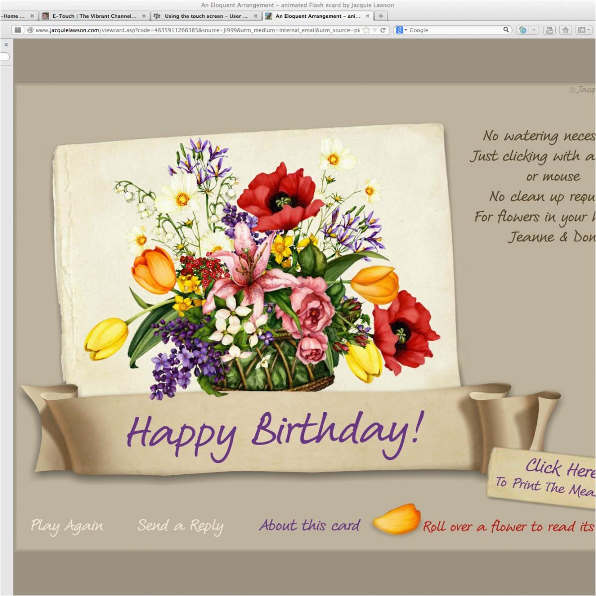 jacquie lawson birthday cards