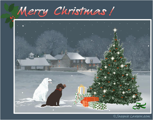 christmas card jacquie lawson