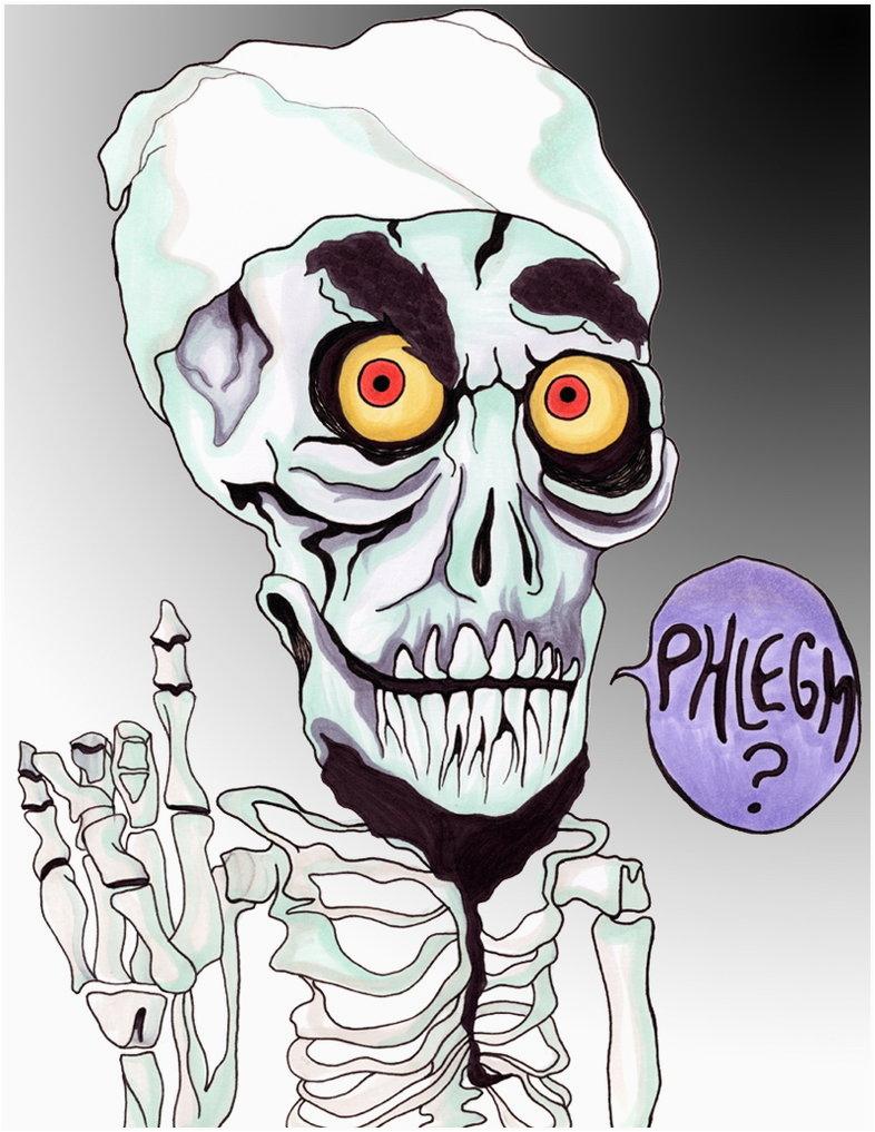 phlegm by mushroooms on deviantart