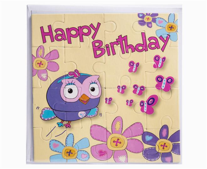 catchoftheday com au jigsaw puzzle birthday cards 5 pack