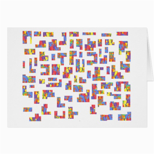 rings galore jigsaw puzzle greeting card zazzle