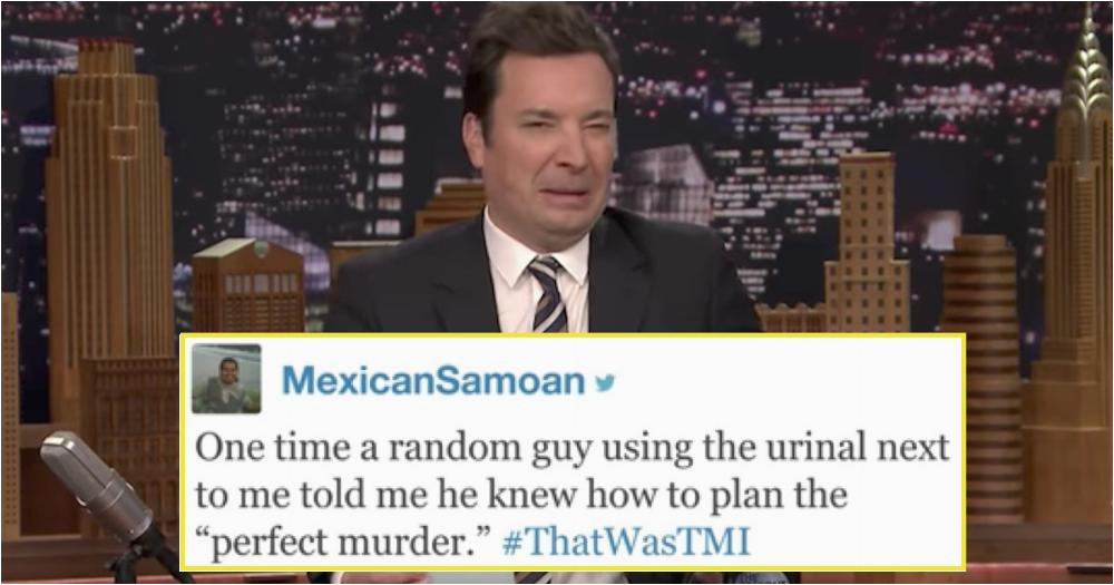 jimmy fallon shares everyone 39 s most cringeworthy tmi