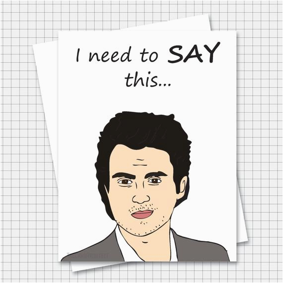 John Mayer Birthday Card John Mayer Card Say