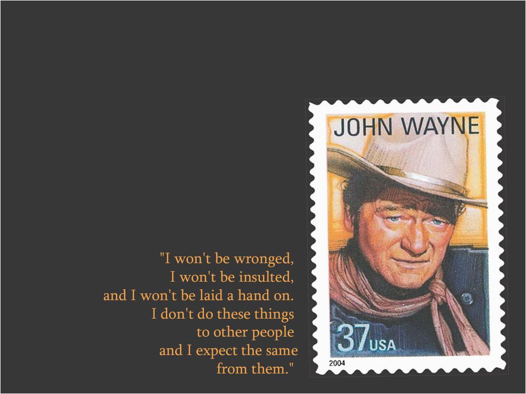 john wayne birthday quotes