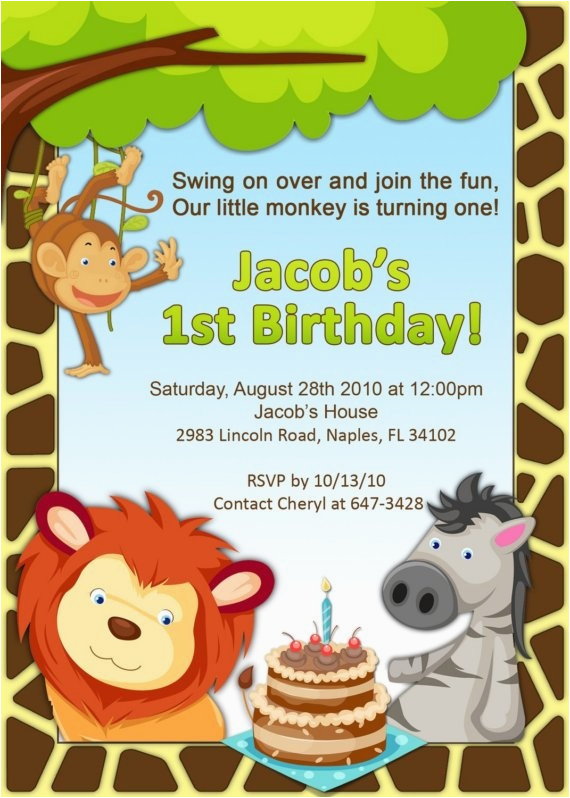 animal party invitations 322 best animal party invitations images on pinterest from jungle theme birthday invitation template