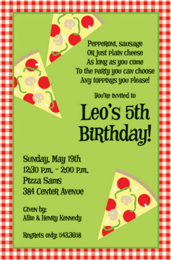 Kids Birthday Invitation Quotes Brilliant Party Wording Ideas 5