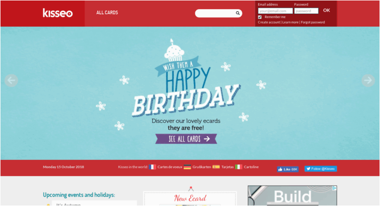 Kisseo Birthday Cards Access Kisseo Com Kisseo Ecards and Greeting Cards