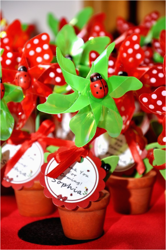 trends gorgeous ladybug parties free printables