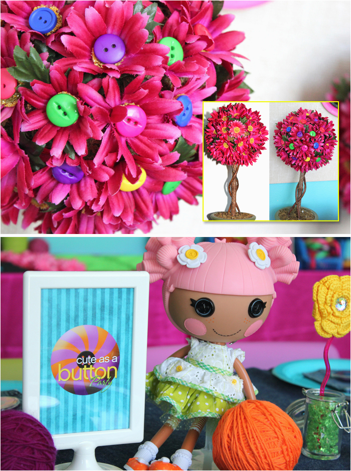 the girlfriends guide to party planning cute as a button lalaloopsy inspired party