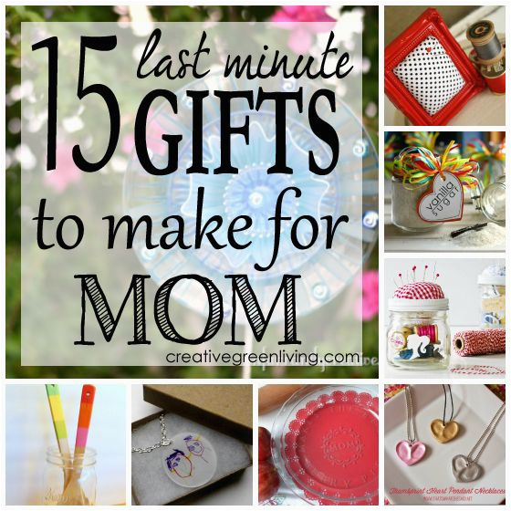 mom birthday gifts it 39 s not too late to make a crafty