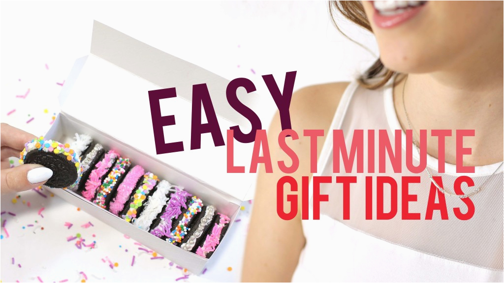 last minute birthday gifts unusual gifts