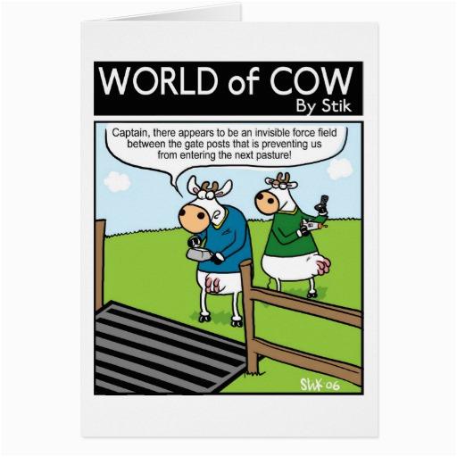 cattle grid field greeting card zazzle