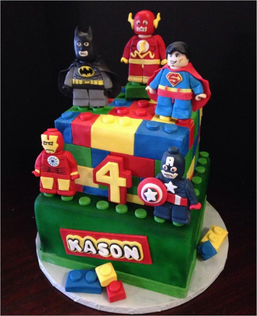 Lego Birthday Cake Decorations Ideas Special Briff