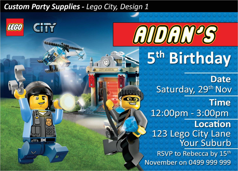 50 off lego city lego movie birthday