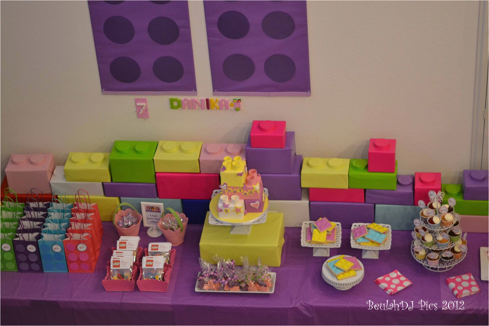 lego friends 7th birthday