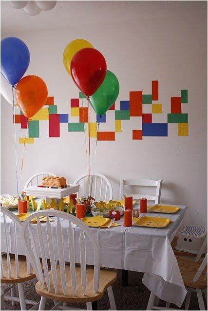 lego theme party ideas