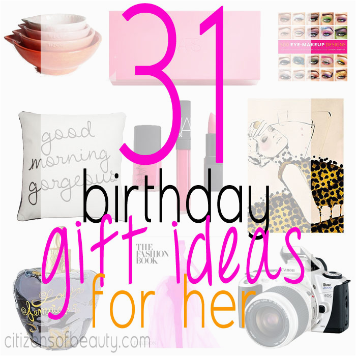 List Of Gifts For Girlfriend On Her Birthday 31 Gift Ideas Citizens