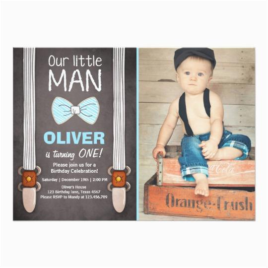 our little man birthday invitation boy bow tie 256148596511229914