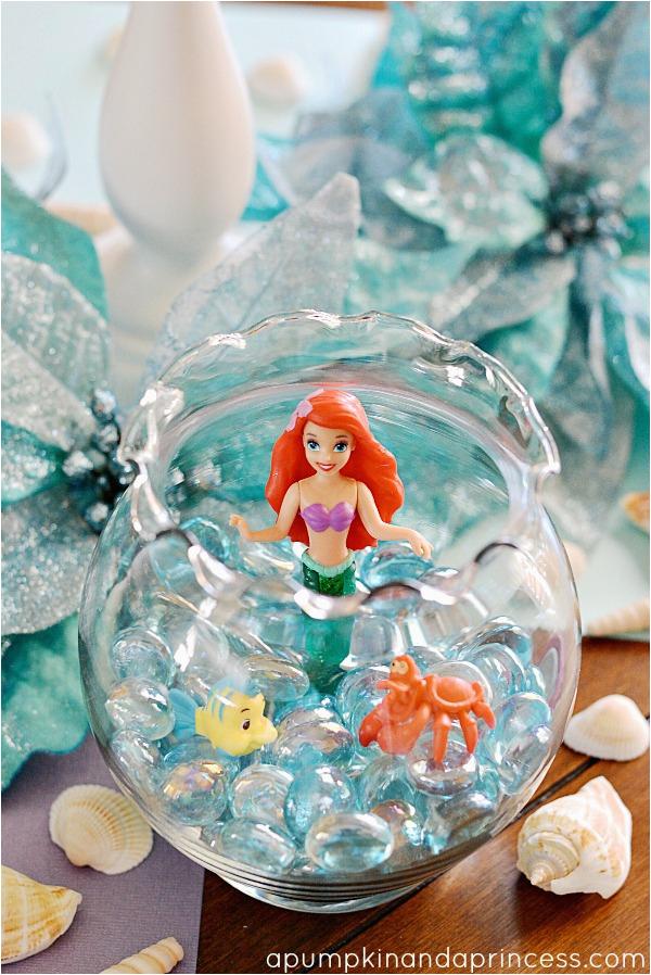 the little mermaid party ideas