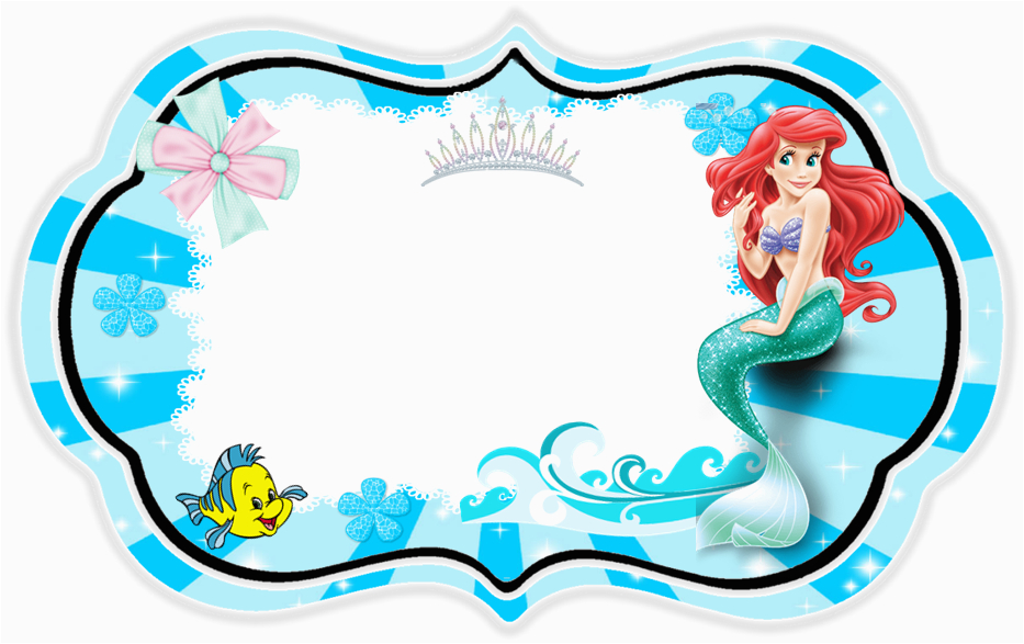 the little mermaid free printable 14