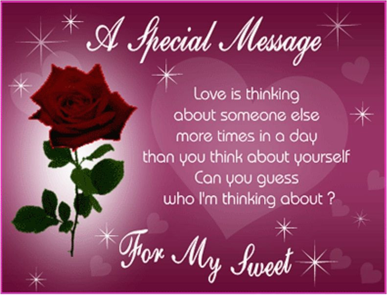 Love Birthday Card Messages For Her Valentines Day Cards Happy Quotes