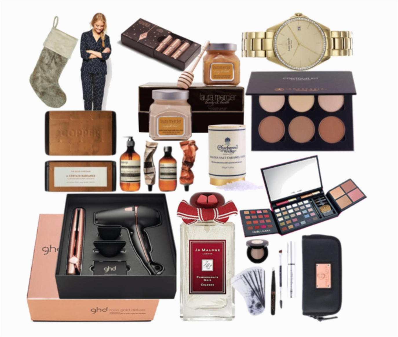 christmas gift guide luxury gifts stocking fillers for