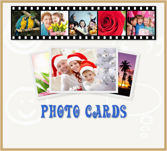 Make Birthday Cards With Photos Online Free Create Photo Card Holiday Custom